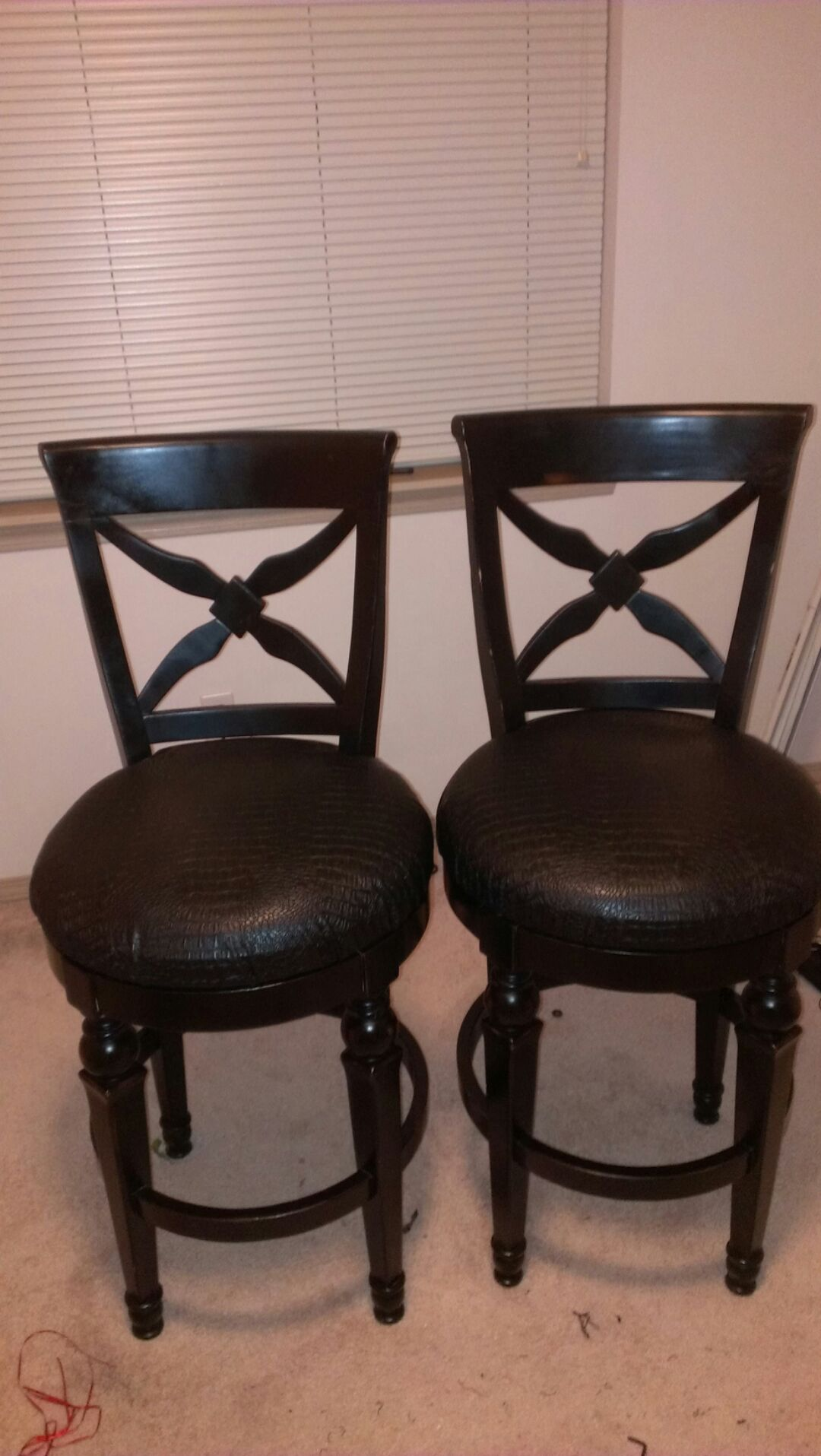 Reupholster Bar Stool Chair
