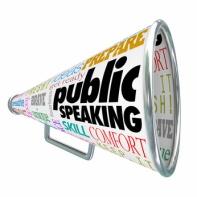 Public Speaking Bullhorn Megaphone Communication Ideas Advice