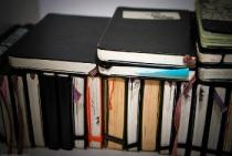 journals-stack