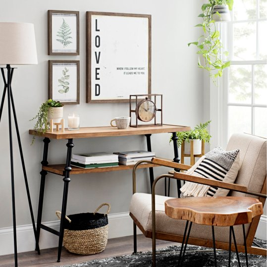 Image result for natural wood accents